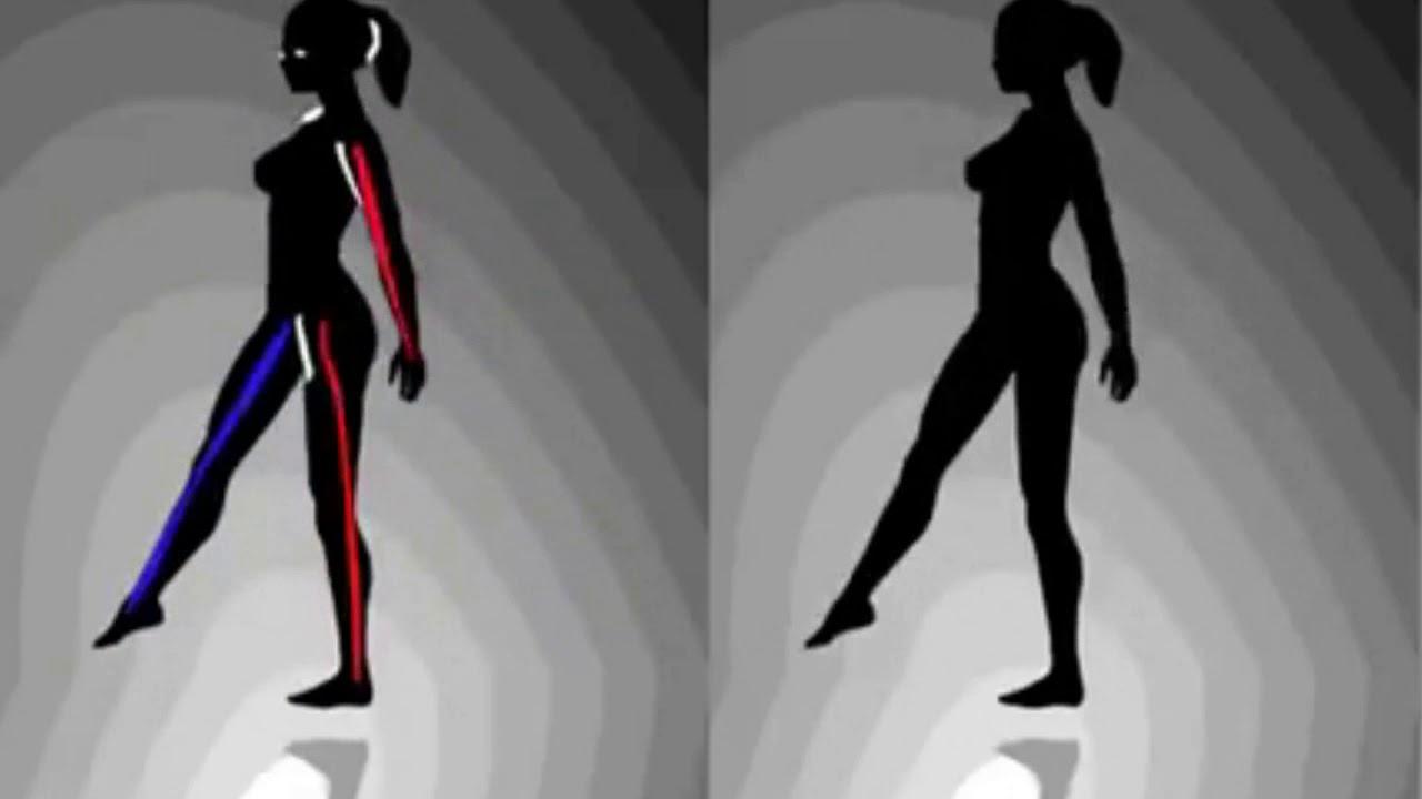 картинка в какую сторону крутится балерина использовал страховку, чтобы