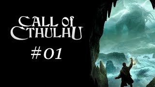 Call of Cthulhu #01 Ein neuer Fall (Halloween XXL Special)