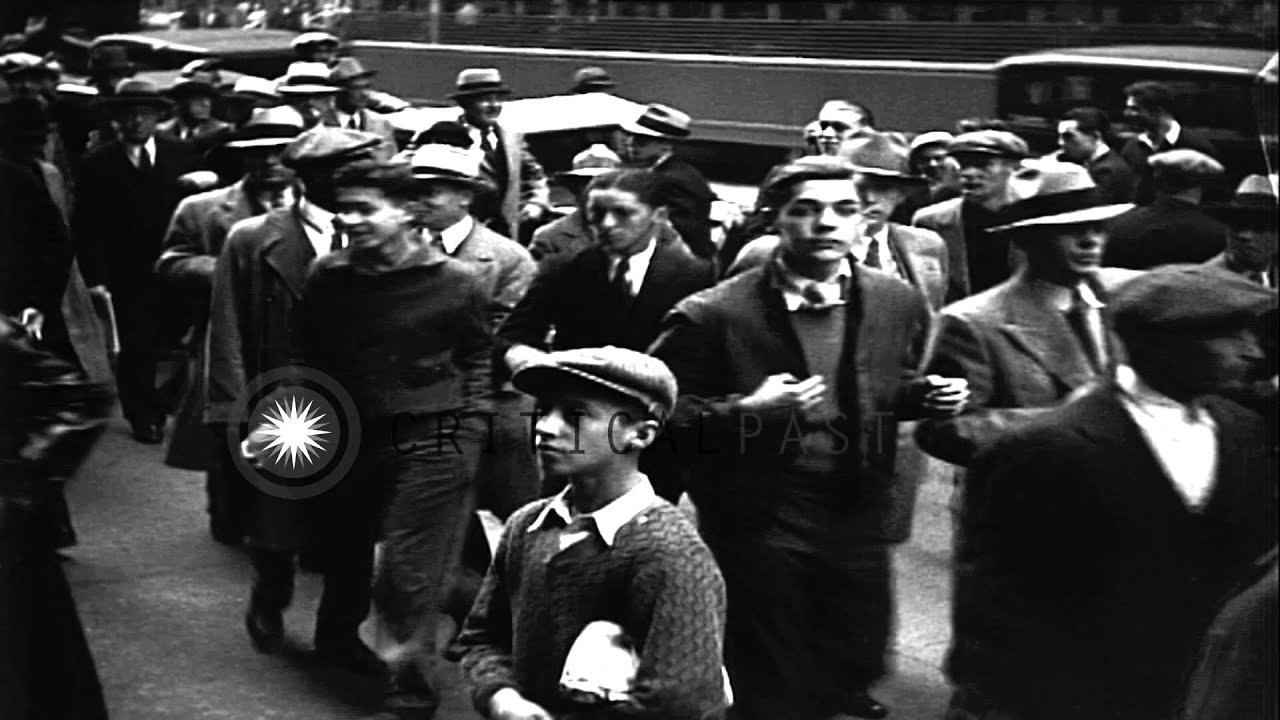 Al Capone sentenced to 11 years in jail for tax evasion HD ...
