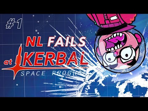 Kerbal Fail Program #1 - Symphony of Explosions