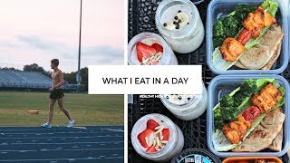 WHAT I EAT IN A DAY (healthy high school/college diet)