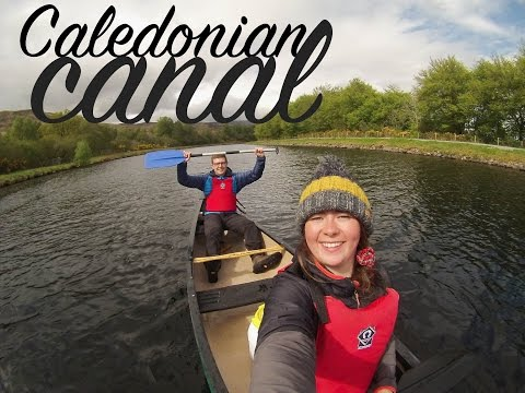 Paddling Adventure - Caledonian Canal