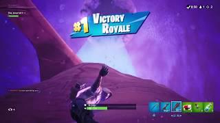 Fortnite Solo win #161 (Summit Striker Skin)