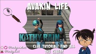 Avakin Life: ♡ Kathy Rain Hunt All Locations! ♡
