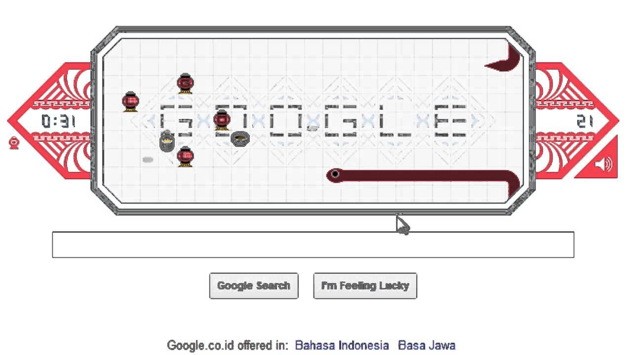 google snake logo to celebrate chinese new year tahun