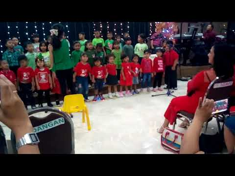 Perayaan Natal Eden Christian School 2019(1)
