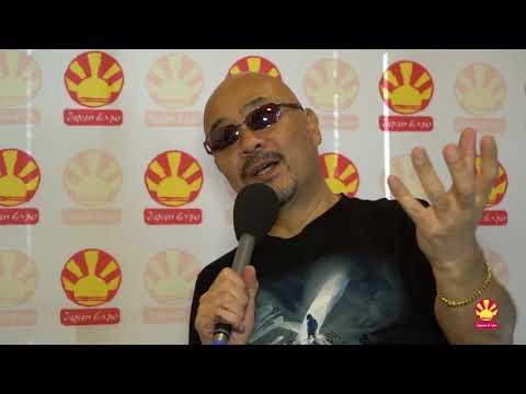 Interview de Takuya WADA - Japan Expo 18e Impact