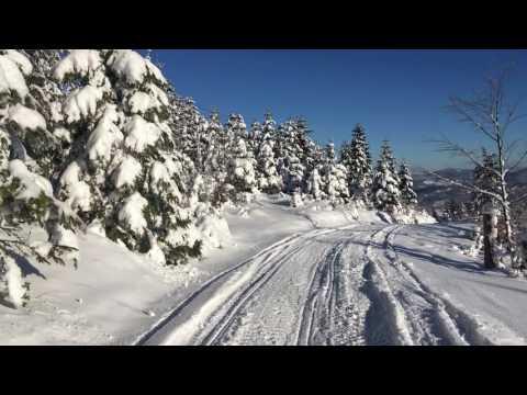 Zima w Korbielowie! Idealne warunki narciarskie. Stoki w Korbielowie