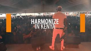 Harmonize Live Performance In KENYA (KOROGA FESTIVAL) Part 1