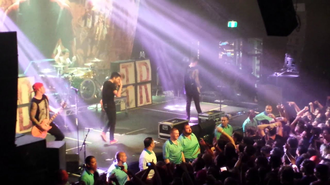 A Day to Remember Live 2014 - YouTube A Day To Remember Live 2014