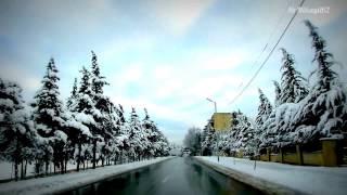 "16.12.16. Баку. ""8км"". Автопоездка - ""Зимний Этюд""."