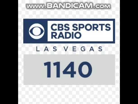 "KXST ""CBS Sports Radio 1140""  Station ID February 7, 2018 10:59pm"