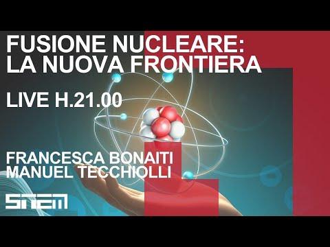 Fusione nucleare: la