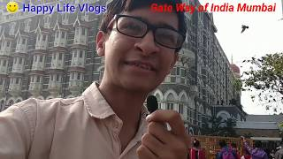 gate-way-of-india-mumbai-vlogs-happy-life-vlogs