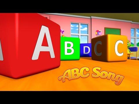ABC Song  - Nursery Rhymes
