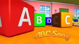 ABC Song - Ribbit & Friends #NurseryRhymes