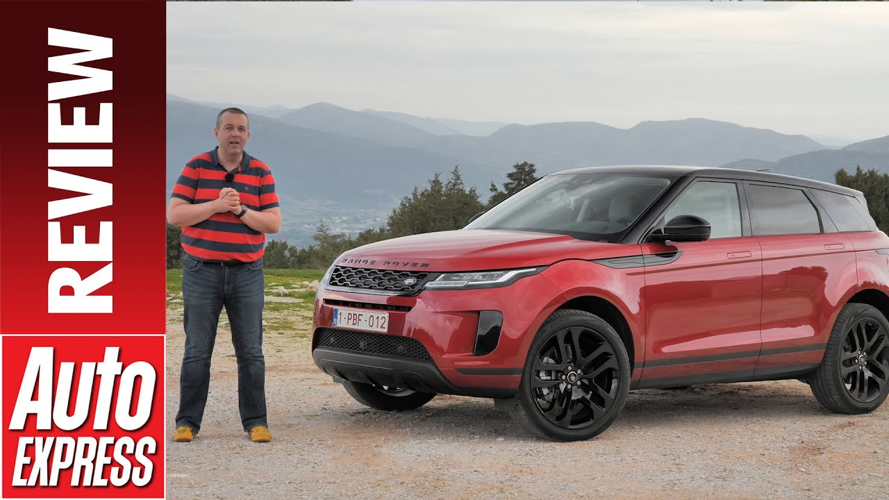 2019 Range Rover Evoque Review Has The Baby Rangie Finally Got The
