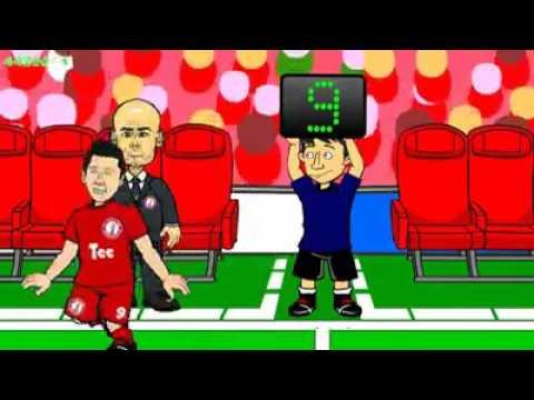 Youtube Lewandowski 5 Tore