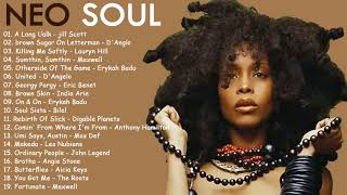 Greatest Neo Soul Songs of All Time -  Neo Soul 2018 Mix screenshot 2