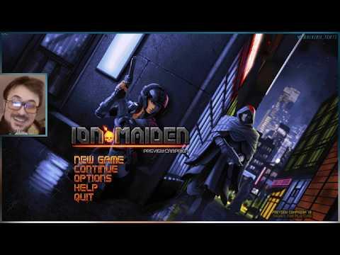 Ion Maiden - un FPS à MAMAN ! - Benzaie Live