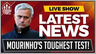 Mourinho Facing Mission Impossible! Man Utd News Now
