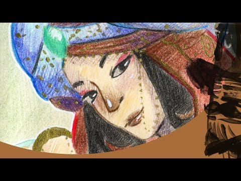 El Sketchbook de Ninji_n: Sultán Kösem
