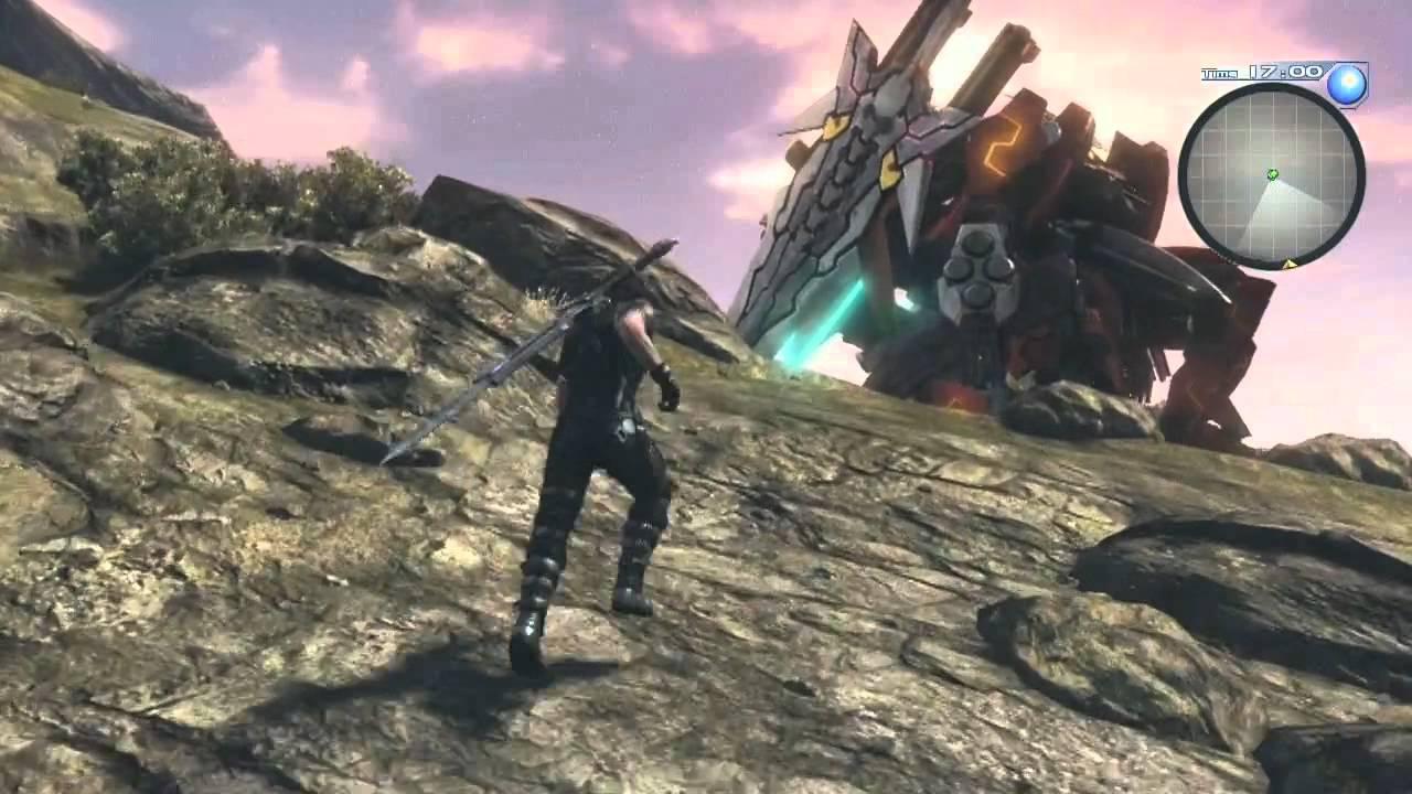Wii U Game Trailer : Wii u monolith soft game hd trailer xenoblade