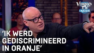 René onthult: 'Ik werd gediscrimineerd in Oranje' | VERONICA INSIDE