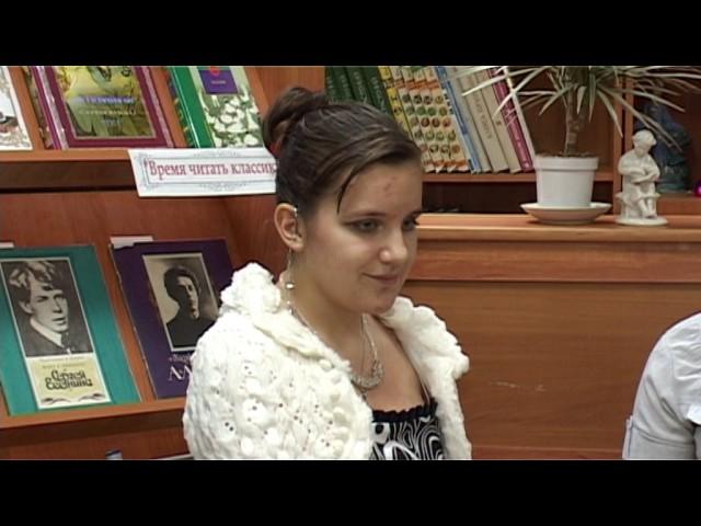 Изображение предпросмотра прочтения – «Читатели Новоаннинской центртальной детской библиотеки» читают произведение «Снежинка» К.Д.Бальмонта