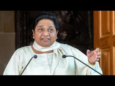 Mayawati Addresses Public Rally in Bareilly