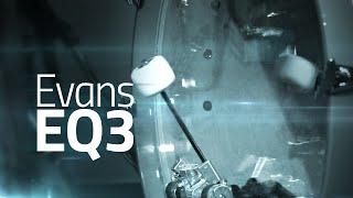 Evans EQ3 - Bass Drum Head Review