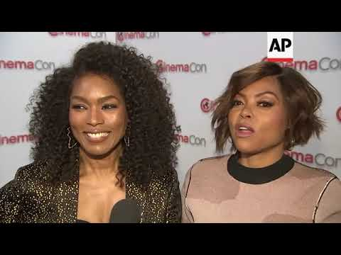 Taraji P. Henson's love for Angela Bassett: 'Look at this woman! Good God almighty!'