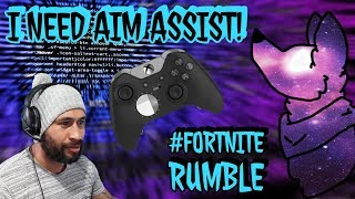 [NZ] Maori | Fortnite | I NEED AIM ASSIST!!