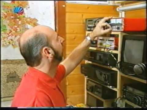 Wittenau Television  ATV bei Joachim DC7BW 1993