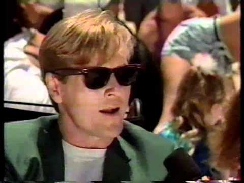 Bill Sadler on Beach MTV  July 15 & 16, 1991