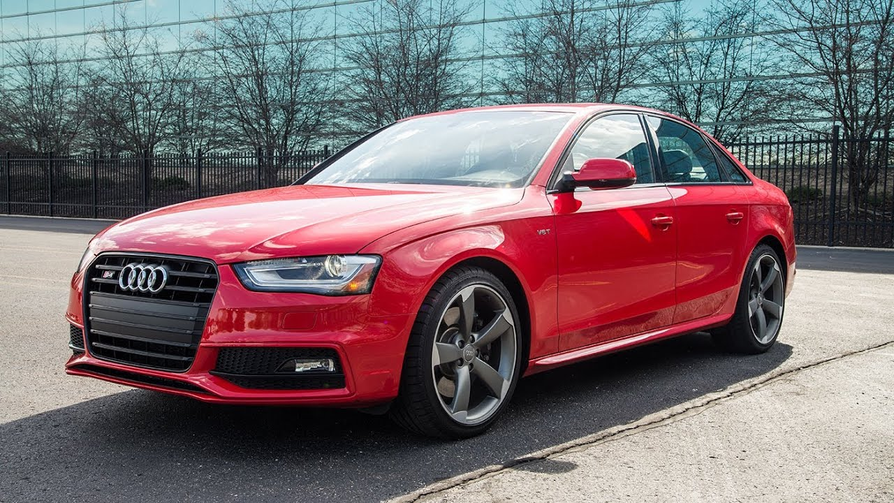 2014 audi s4 quattro manual wr tv walkaround youtube rh youtube com Audi Coupe Manual Audi Service Manuals