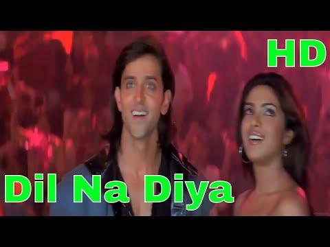 Dil Na Diya | Krrish (2006) Full Video Song *HD*