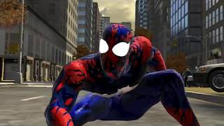 Spiderman Web of Shadows PS1 (2000 game)  suit mod + download link