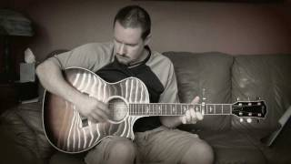 The ghost of Tom Joad , Bruce Springsteen ,acoustic cover, Learn to play The ghost of Tom Joad