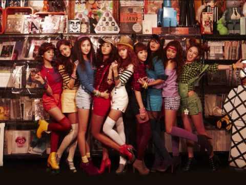 소녀시대 - Oh! [Chipmunk Version]