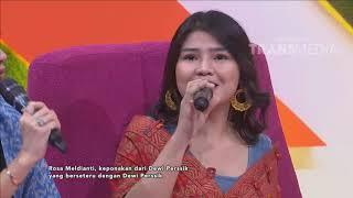 PAGI PAGI PASTI HAPPY - Perseteruan Rosa Meldianti Dengan Tantenya, Dewi Perssik (2/10/18) Part 4
