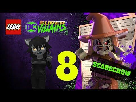 Lego DC Super Villains Deluxe Edition part 8 |