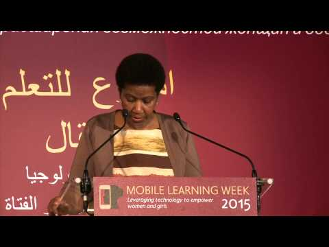 Mobile Learning Week 2015