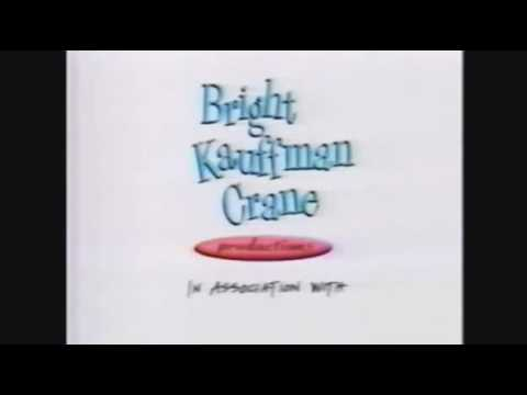 Bright Kauffman Crane Productions / Warner Bros. Television Logo 1990-2000