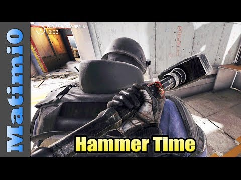 Hammer Time - Rainbow Six Siege