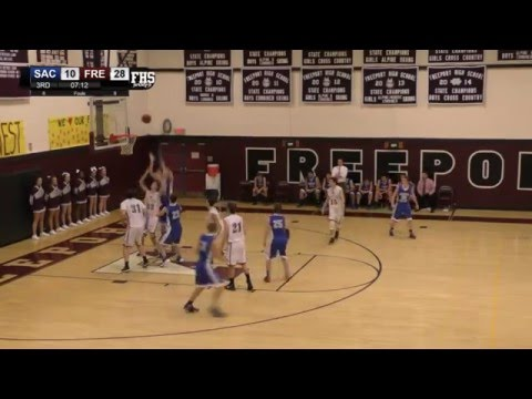 Boys Basketball Vs Sacopee Valley