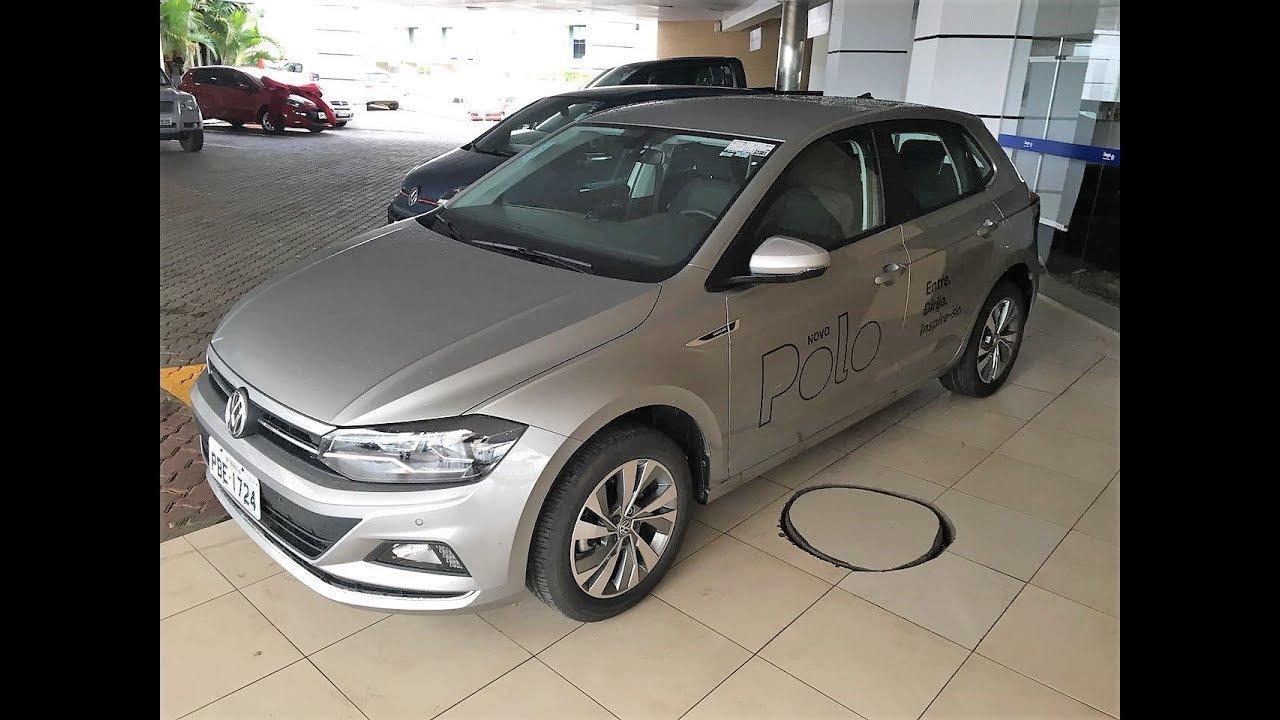 4de7342970 VW Polo 200 TSI Highline Automático 2018 - teste