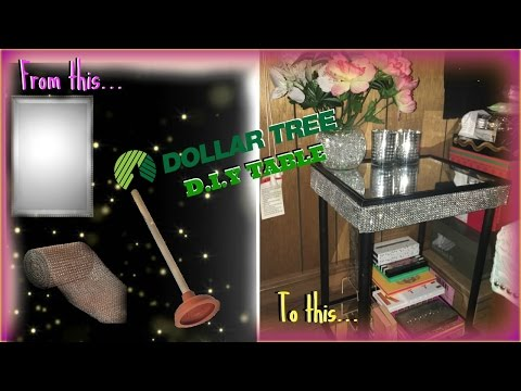 diy-dollar-tree-table-using-toilet-plungers!!!