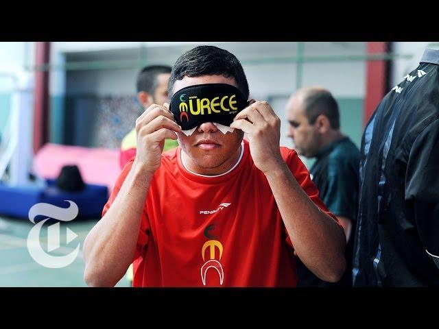 Futebol para Cegos no Brasil | The New York Times Travel Video