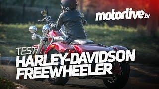 HARLEY-DAVIDSON FREEWHEELER | TEST